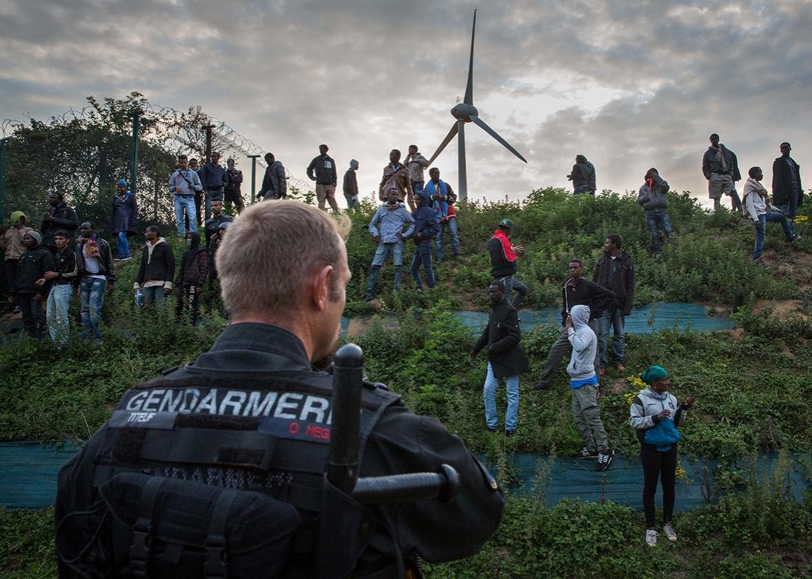 Macron's Refugee Policy: Exodus?