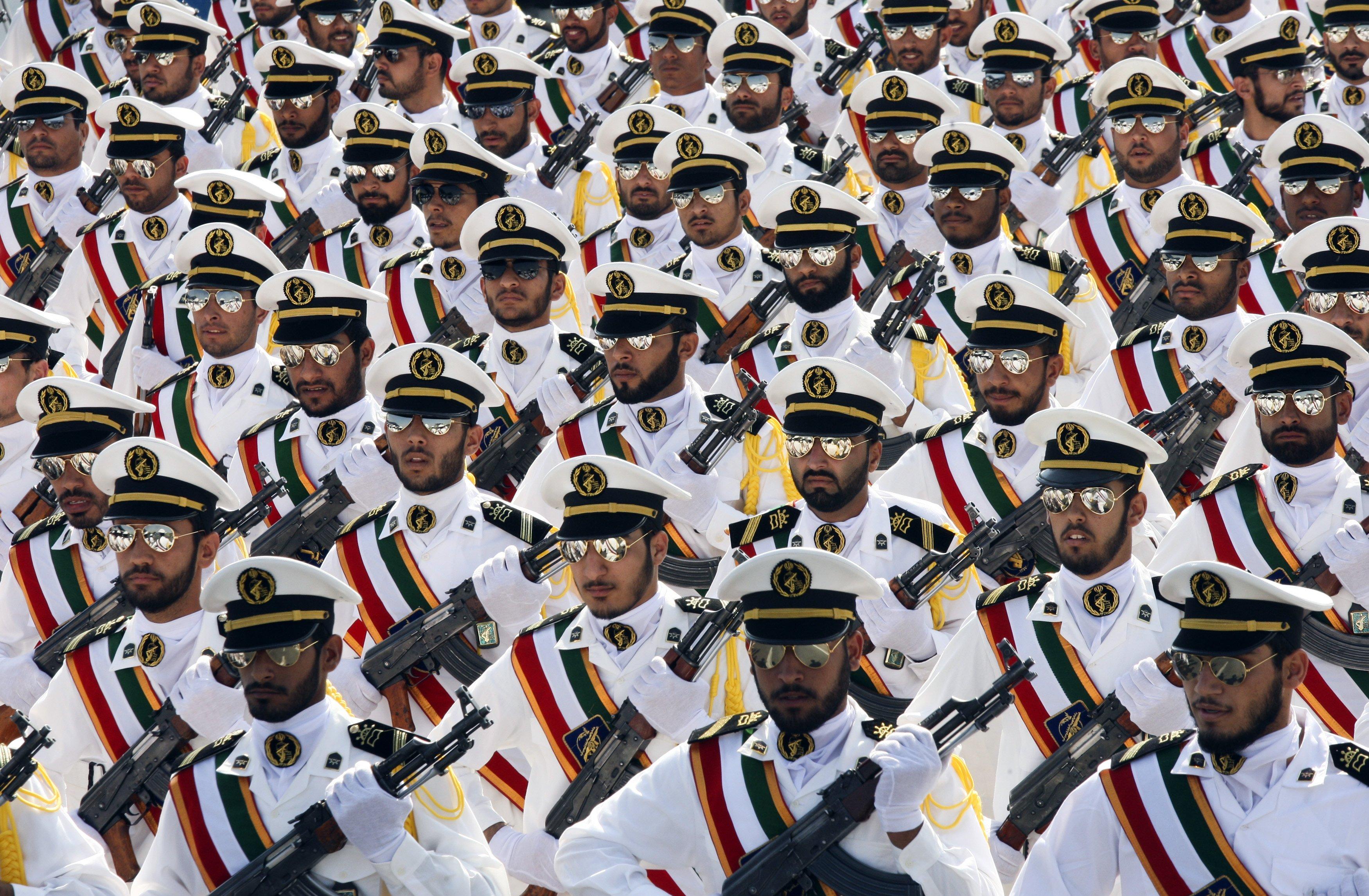 Iran versus the United States