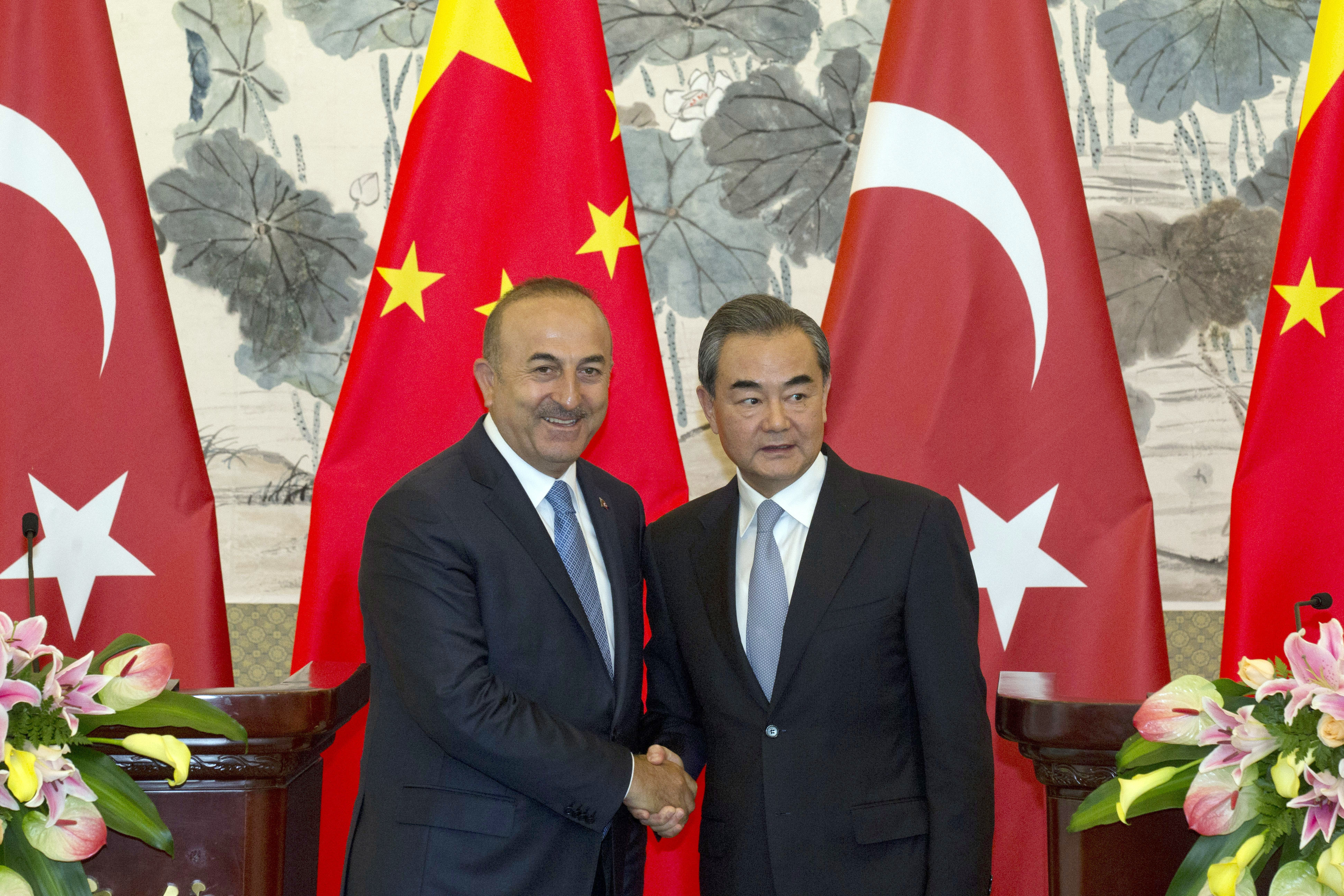 Chinese Censorship Hits the Middle East