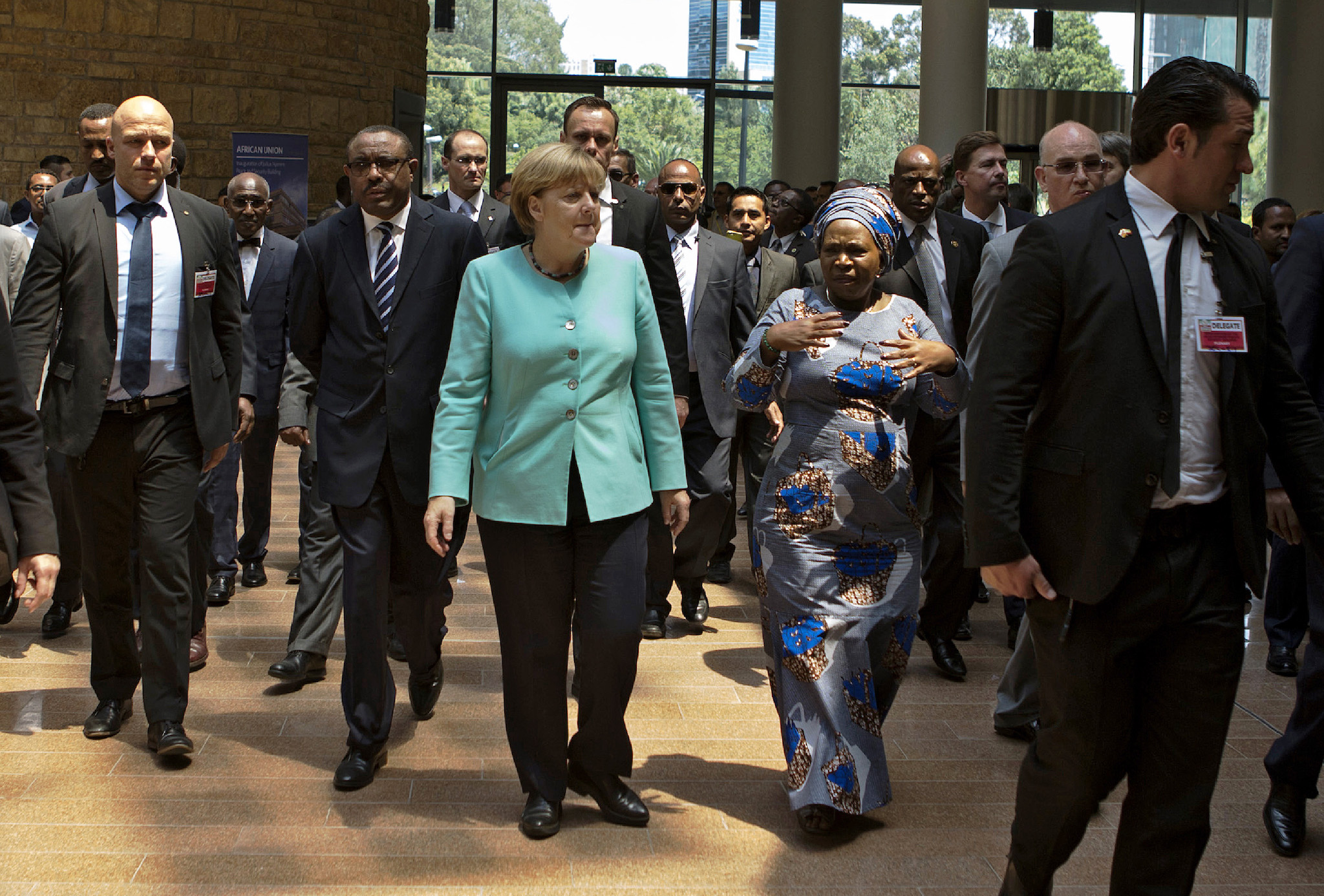 Germany's Compact with Africa