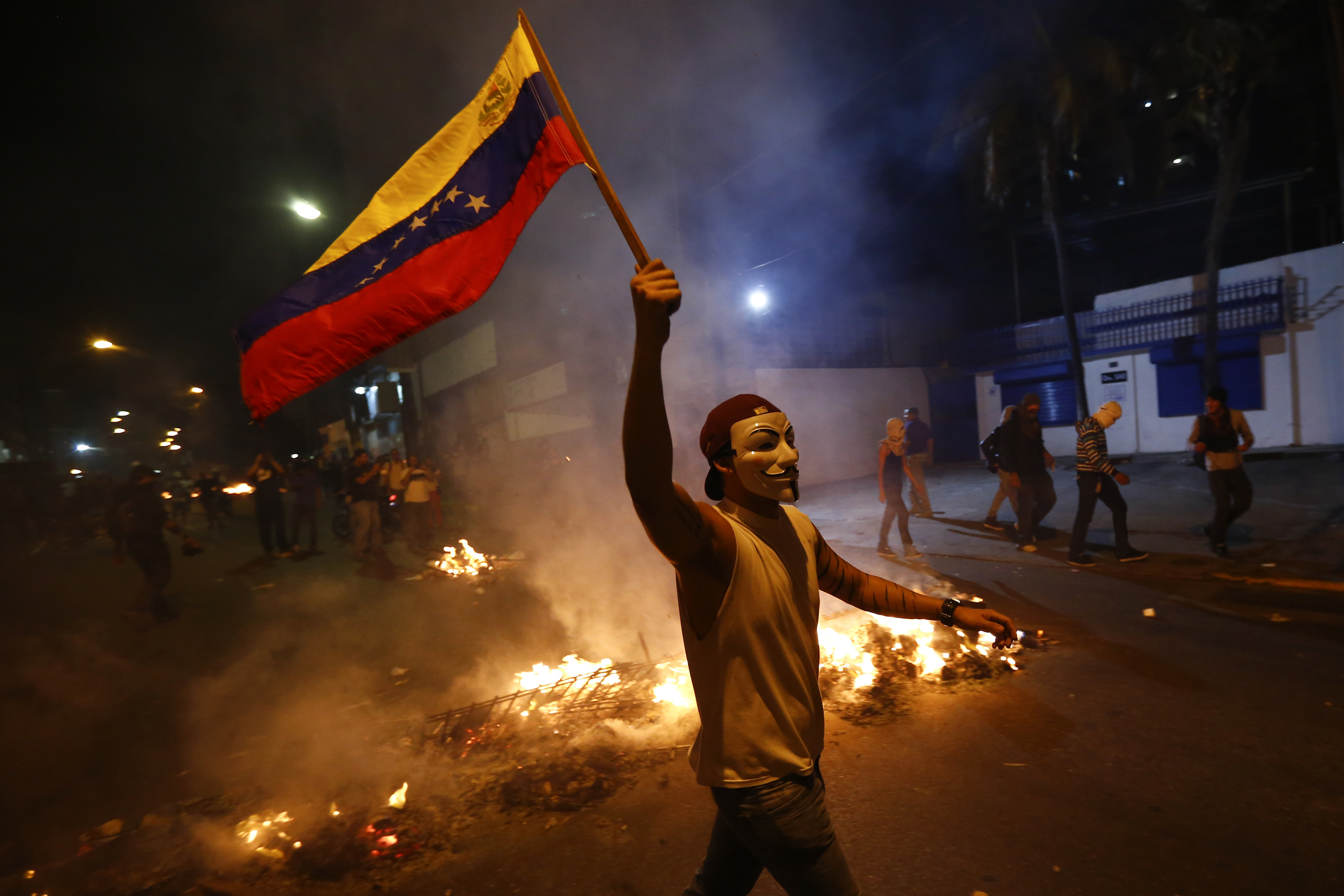 Maduro's Fledgling Dictatorship