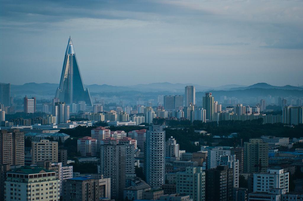 Pyongyang Speaks: An Interview Inside North Korea