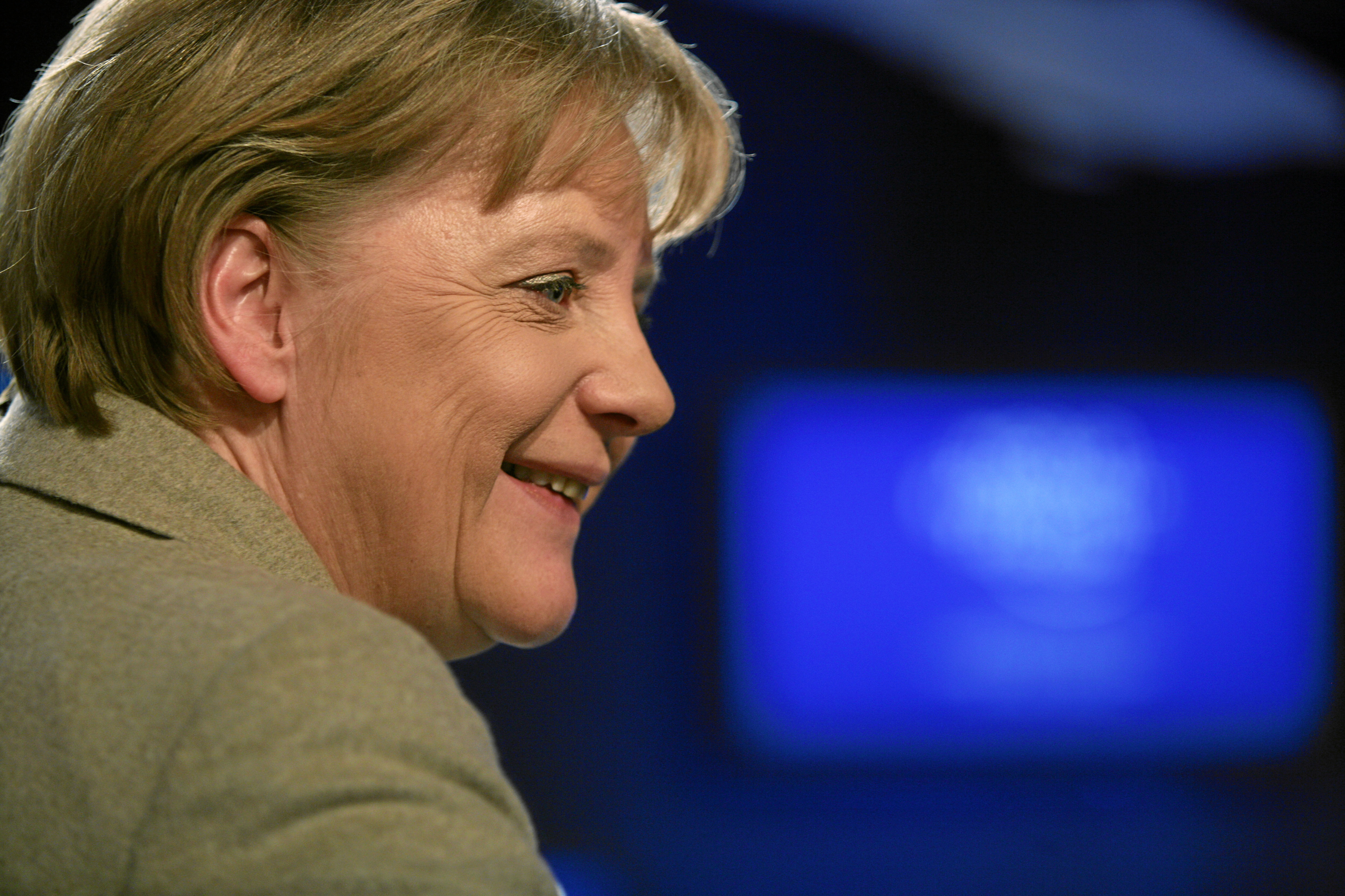 Merkel's Right?