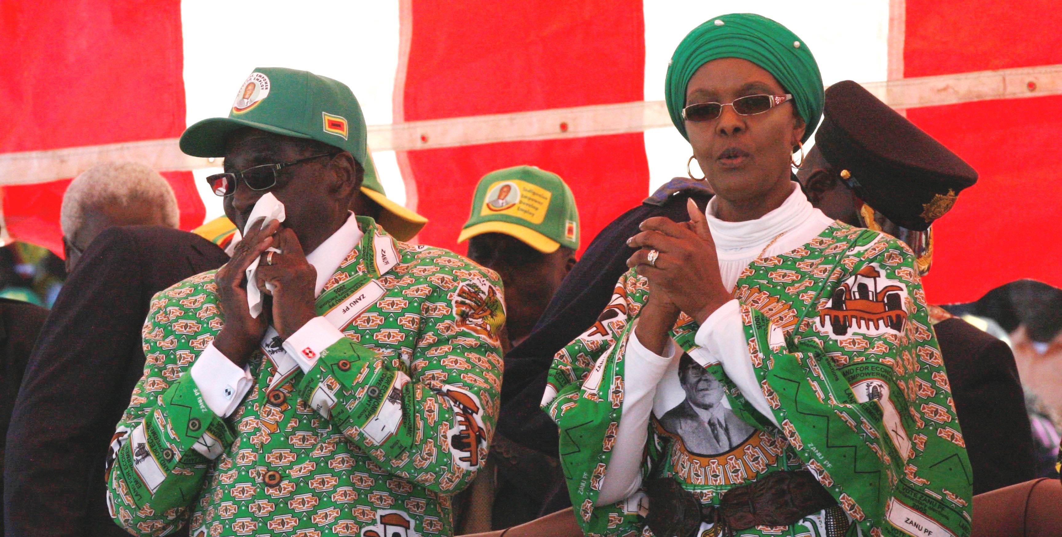 Mugabe and Friends?