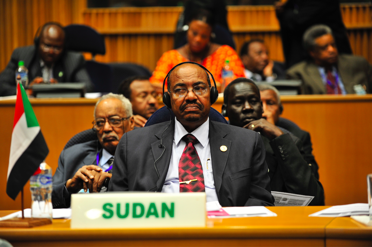 Sanctioning Sudan