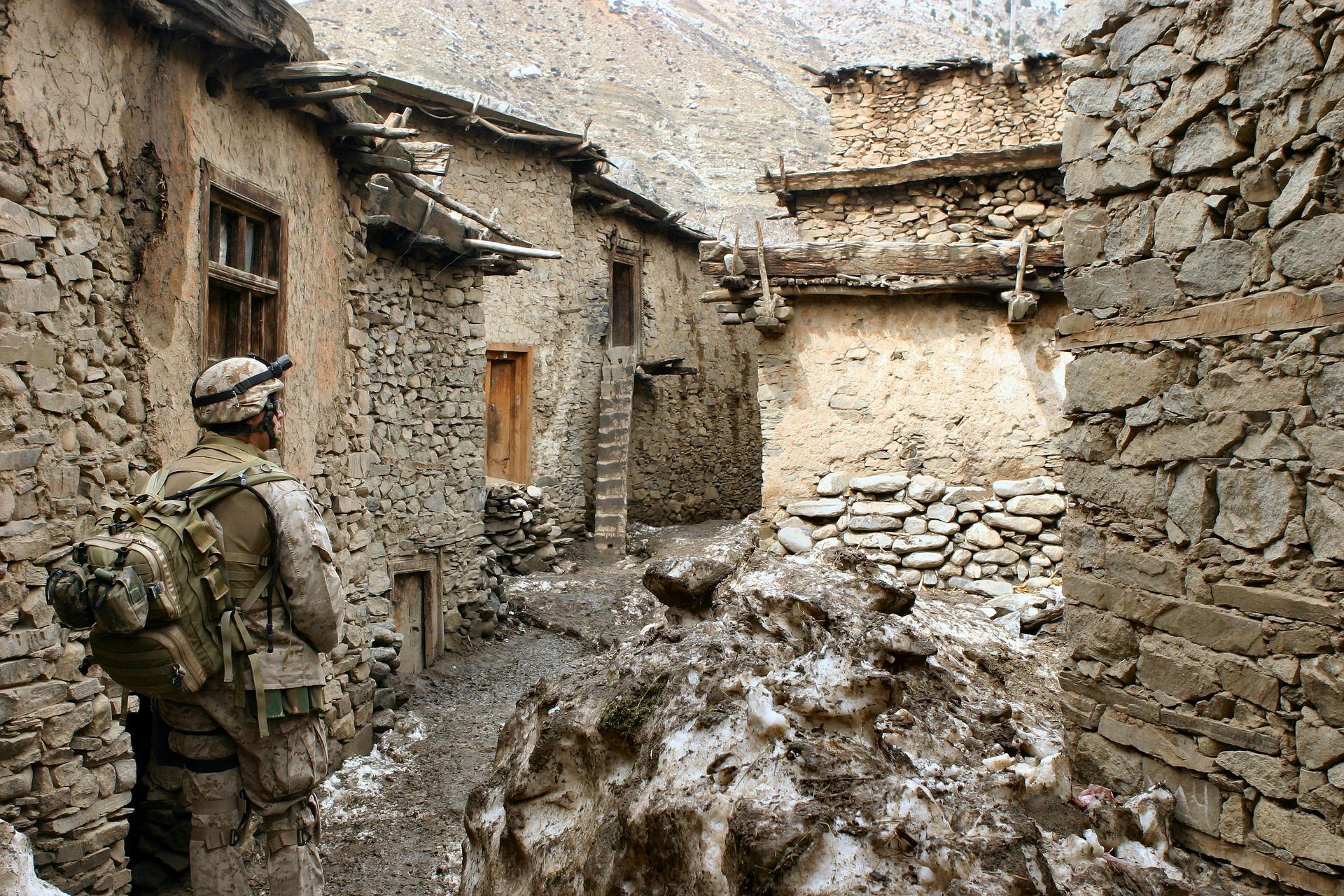 Russia's Afghanistan Plan