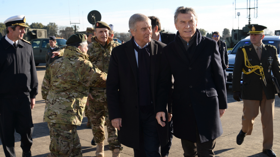 Argentina's controversial military reforms
