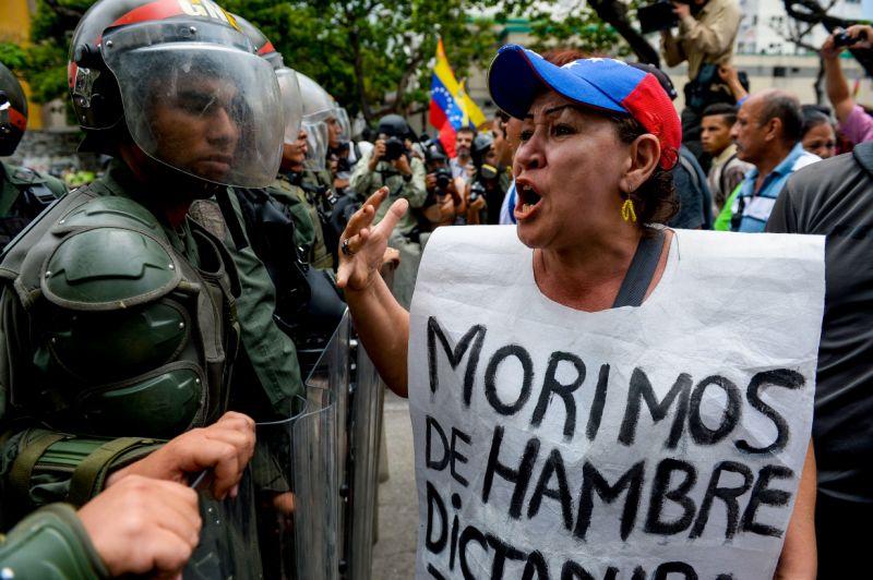 Venezuela's exodus risks becoming a continental crisis