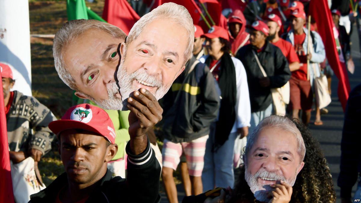 Brazil's Lula-less election