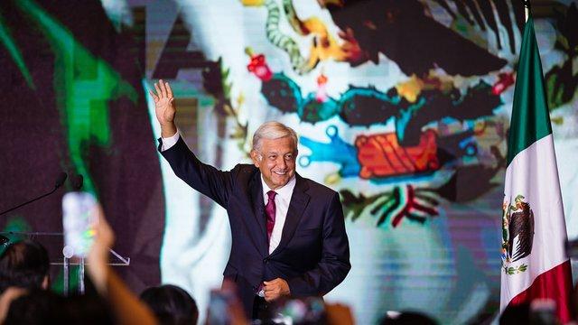 Mexican-American relations En Transición